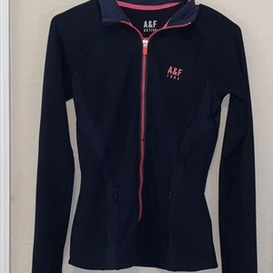 A&F Active Exercise Jacket